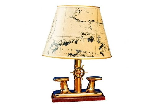 ARC Marine Lamp 'Bollard' messing √∏ 27 cm