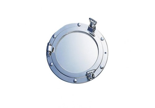 ARC Marine Patrijspoort spiegel verchroomd √∏ 18 cm