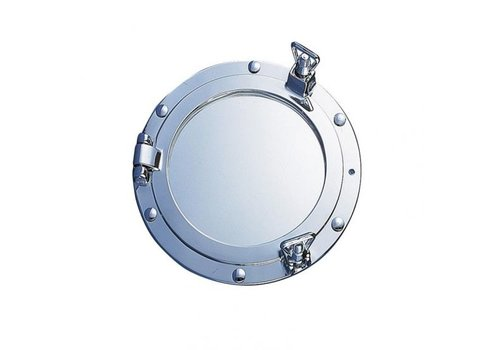 ARC Marine Patrijspoort spiegel verchroomd √∏ 26 cm