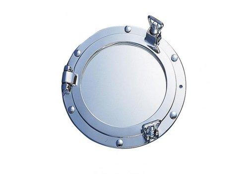 ARC Marine Patrijspoort spiegel verchroomd ø 30 cm