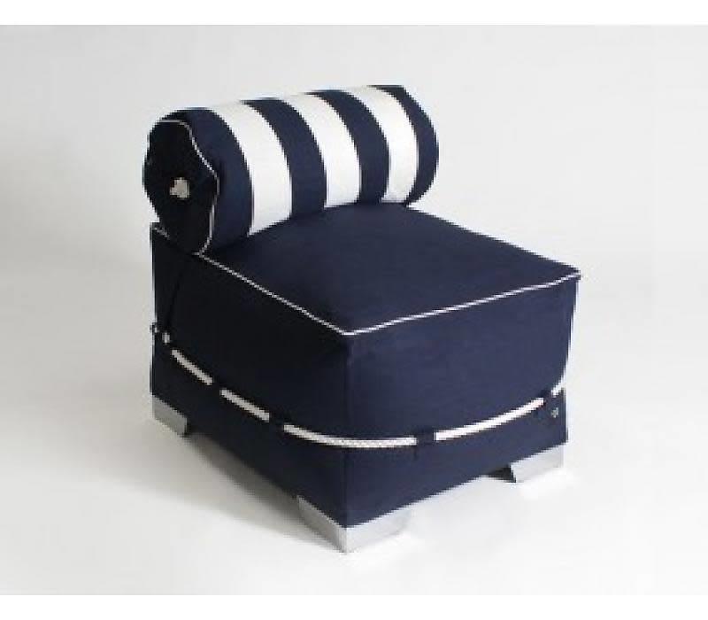 Captain Jack Outdoor Lounge stoel
