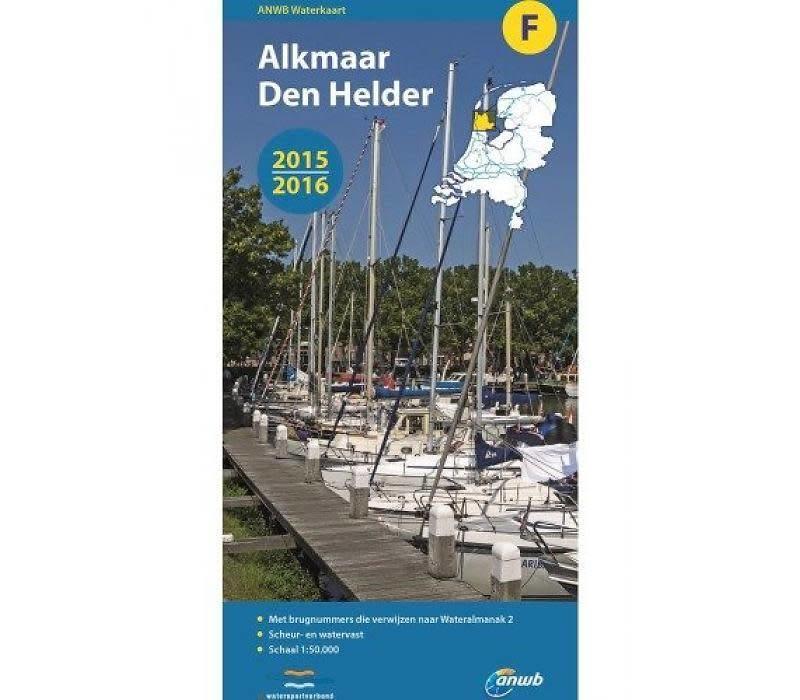 Waterkaart Alkmaar - Den Helder - F 2017/2018