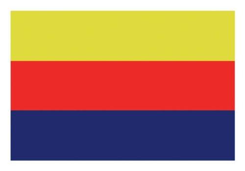 Talamex Talamex vlaggen Nederland: Provincievlag Noord-Holland 20X30