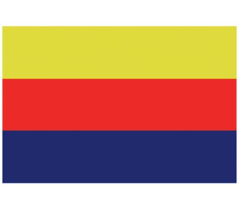 Talamex vlaggen Nederland: Provincievlag Noord-Holland 30X45