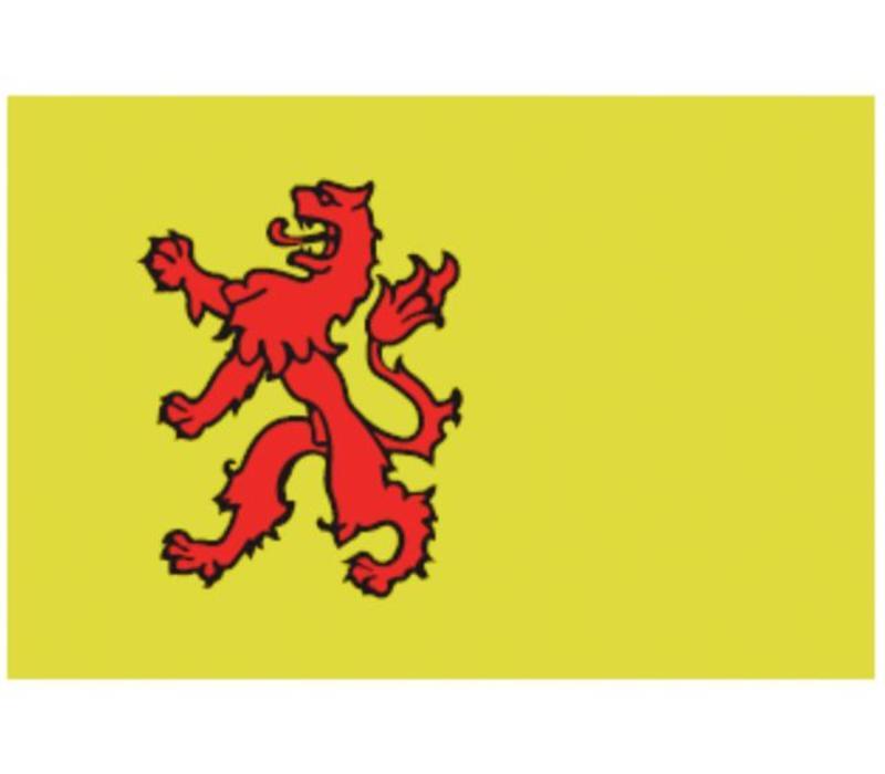 Talamex vlaggen Nederland: Provincievlag Zuid-Holland 30X45