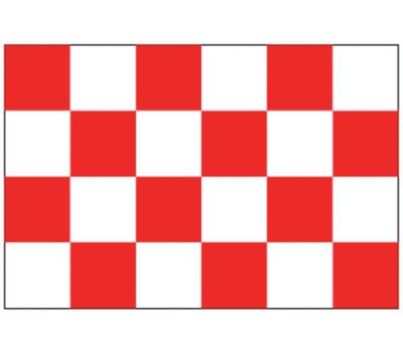 Talamex vlaggen Nederland: Provincievlag Noord-Brabant 20X30