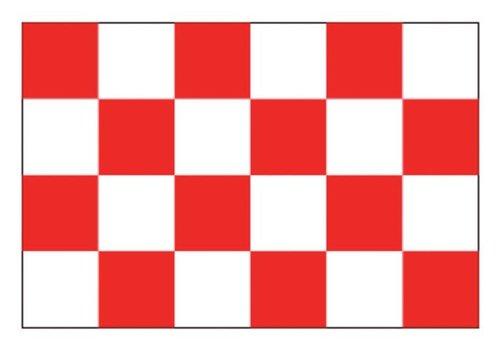 Talamex Talamex vlaggen Nederland: Provincievlag Noord-Brabant 30X45