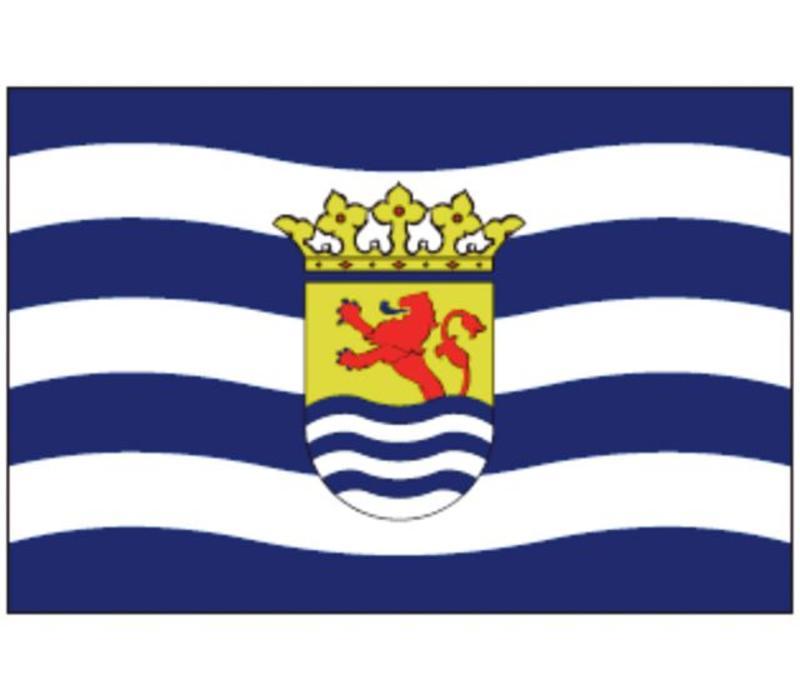 Talamex vlaggen Nederland: Provincievlag Zeeland 30X45