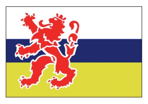 Talamex Talamex vlaggen Nederland: Provincievlag Limburg 20X30