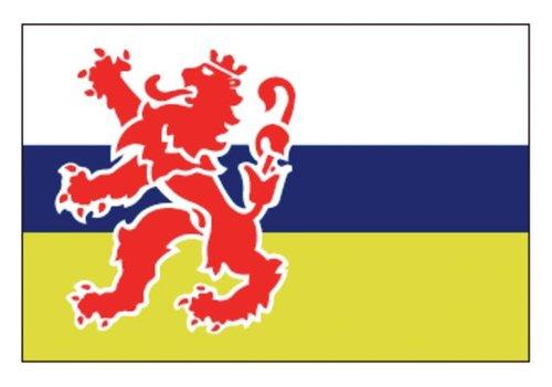 Talamex Talamex vlaggen Nederland: Provincievlag Limburg 30X45