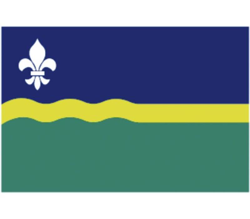 Talamex vlaggen Nederland: Provincievlag Flevoland 30X45