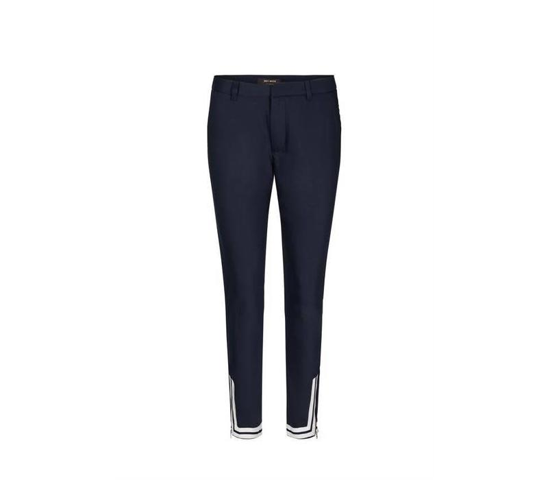 MOS MOSH ABBEY ZIP PANT NAVY