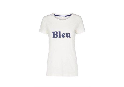 Mos Mosh BIANCA TEE BLUE