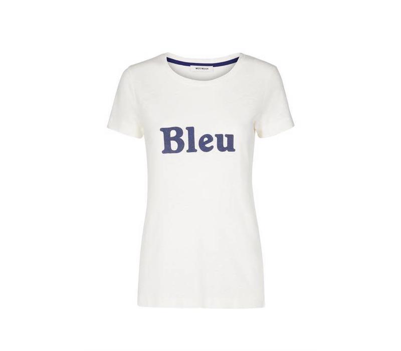 BIANCA TEE BLUE