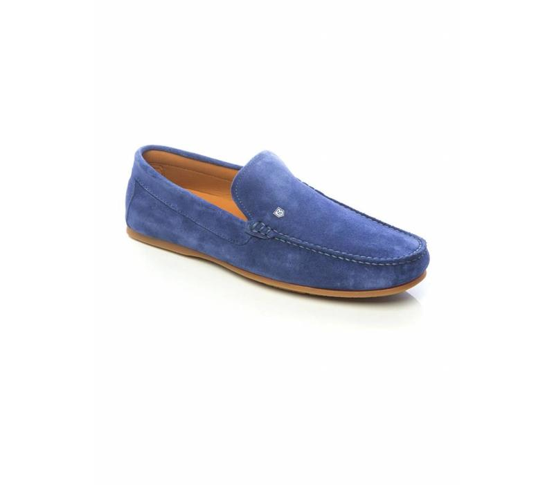 DUBARRY AZORES LOAFER COBALT