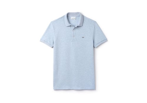 Lacoste LACOSTE SLIM FIT POLO VAN EFFEN STRETCH PETIT PIQUÉ BARGE CHINE