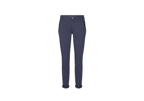 Mos Mosh MOS MOSH ETTA LONG PANT BLUE DENIM