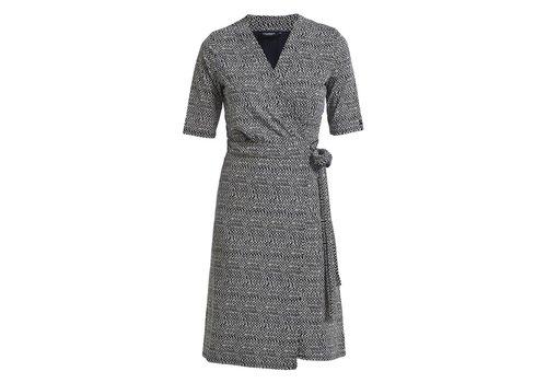 Holebrook HOLEBROOK Elsa Dress navy/white (pattern)