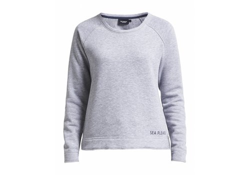 Holebrook HOLEBROOK Saga Sweater Grey Mel.