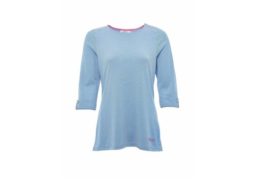 Dubarry DUBARRY PORTMAGEE MODAL® TOP BLUE