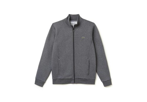 Lacoste LACOSTE SPORT MOLTON SWEATER MET RITS PITCH
