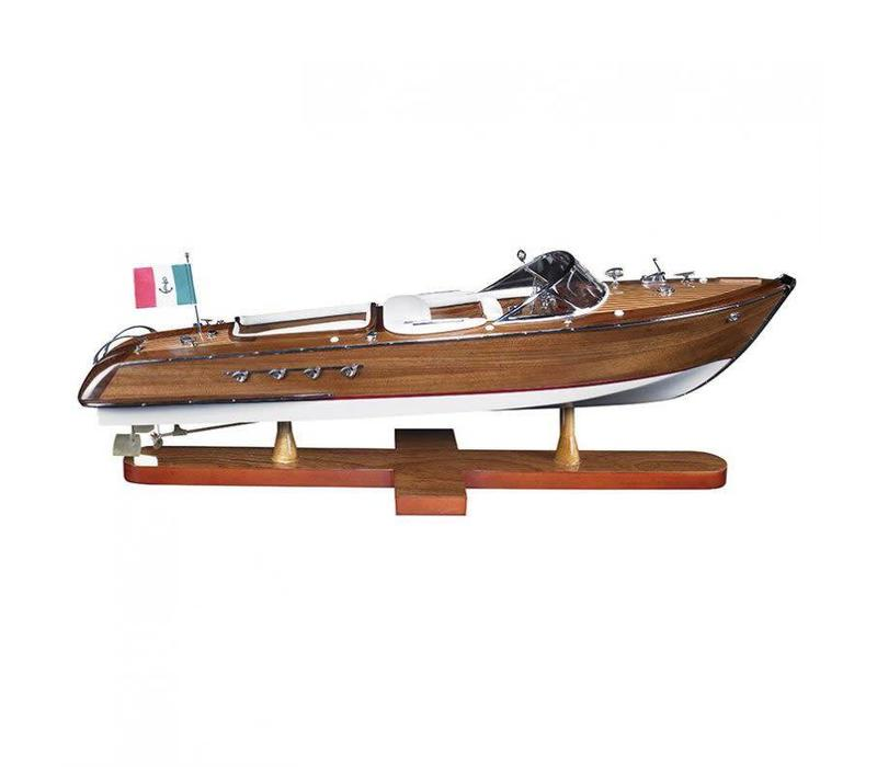 Riva ship model