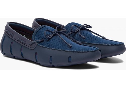 SWIMS SWIMS Braided Lace Loafer