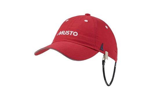 Musto MUSTO Ess Uv Fd Crew Cap True Red