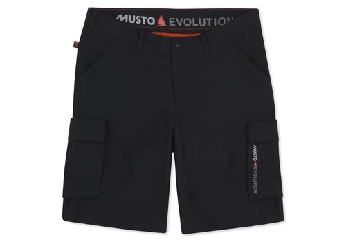 Musto MUSTO HEREN EVOLUTION PRO LITE UV FAST DRY SHORT BLACK
