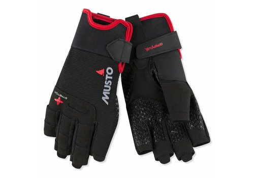 Musto MUSTO PERFORMANCE SHORT FINGER GLOVE