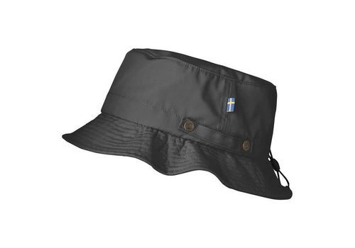 Fjäll Räven Marlin Shade Hat Dark Grey