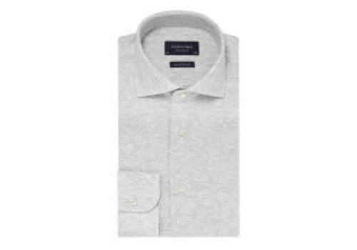 Profuomo PROFUOMO KNITTED SHIRT GREY