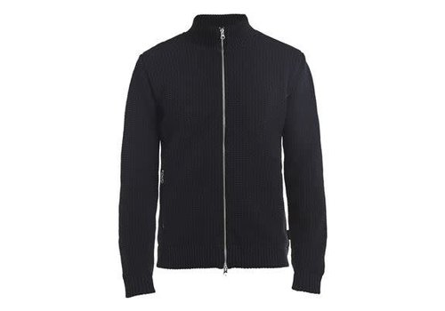 Holebrook HOLEBROOK ORIGINAL WINDPROOF TOMMY ZIP BLACK