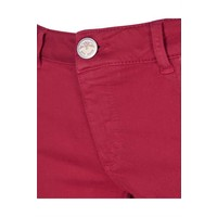 MOS MOSH SUMNER COLOUR PANT CHERRY