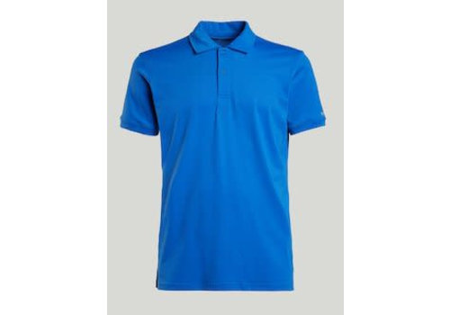 SLAM SLAM YACHTING CREW COLLECTIE POLO SHIRT COBALT