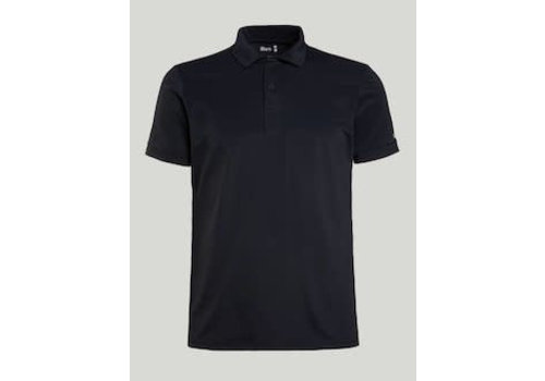 SLAM YACHTING CREW COLLECTIE POLO SHIRT NAVY