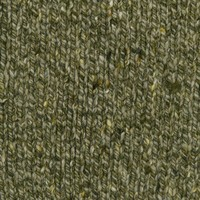 FISHERMAN OUT OF IRELAND POLO NECK SWEATER GREENERY