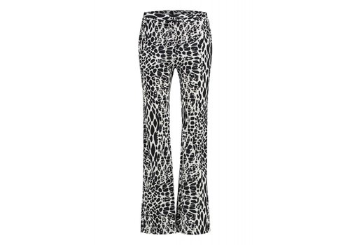 PENN&INK PENN&INK TROUSERS AOP ANIMALPRINT S19M-DALLAS 1001