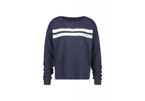 PENN&INK PENN&INK SWEATER STRIPE