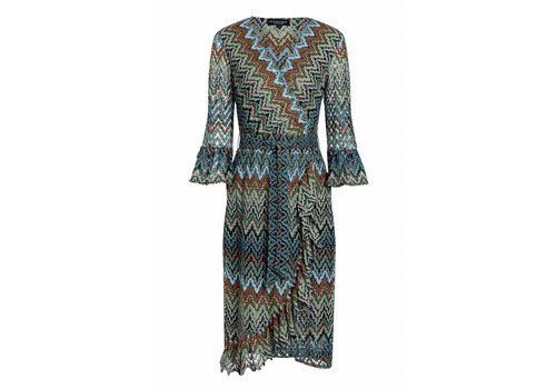 ANA ALCAZAR ANA ALCAZAR WRAP DRESS ORIGINAL