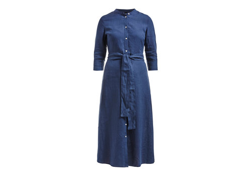 Holebrook HOLEBROOK ANN SHIRT DRESS NAVY