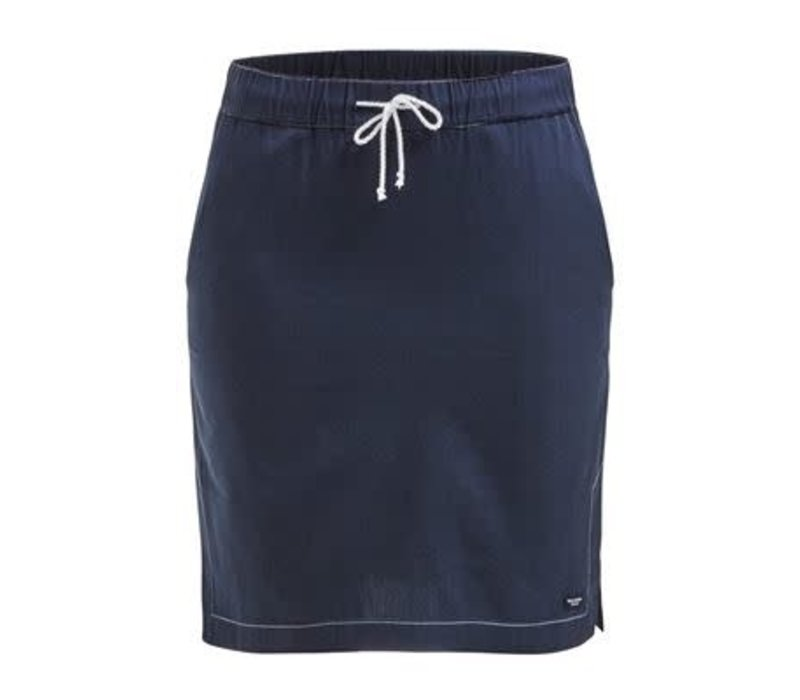 HOLEBROOK DENISE SKIRT NAVY
