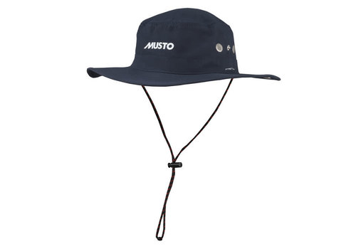 Musto MUSTO AL1410 Evo UV Fd Brimmed Hat True Navy