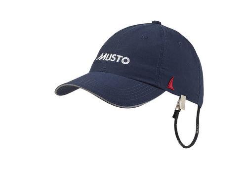 Musto MUSTO AL1390 Ess Uv Fd Crew Cap Tr.Navy