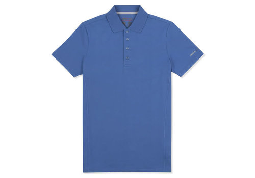 Musto MUSTO EMPS012 Evo Sunblock Ss Polo Drift Blue