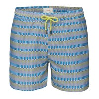 SWIMS BREEZE SWIMSHORTS LONG NORSE WAVE