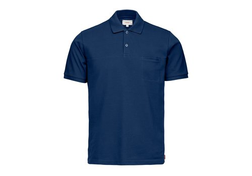 SWIMS SWIMS BREEZE POLO SHIRT NAVY