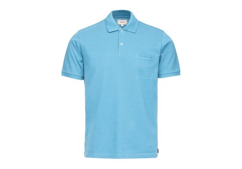 SWIMS SWIMS BREEZE POLO SHIRT NORSE BLUE