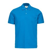 SWIMS BREEZE POLO SHIRT SEAPORT BLUE