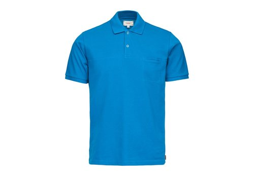 SWIMS SWIMS BREEZE POLO SHIRT SEAPORT BLUE